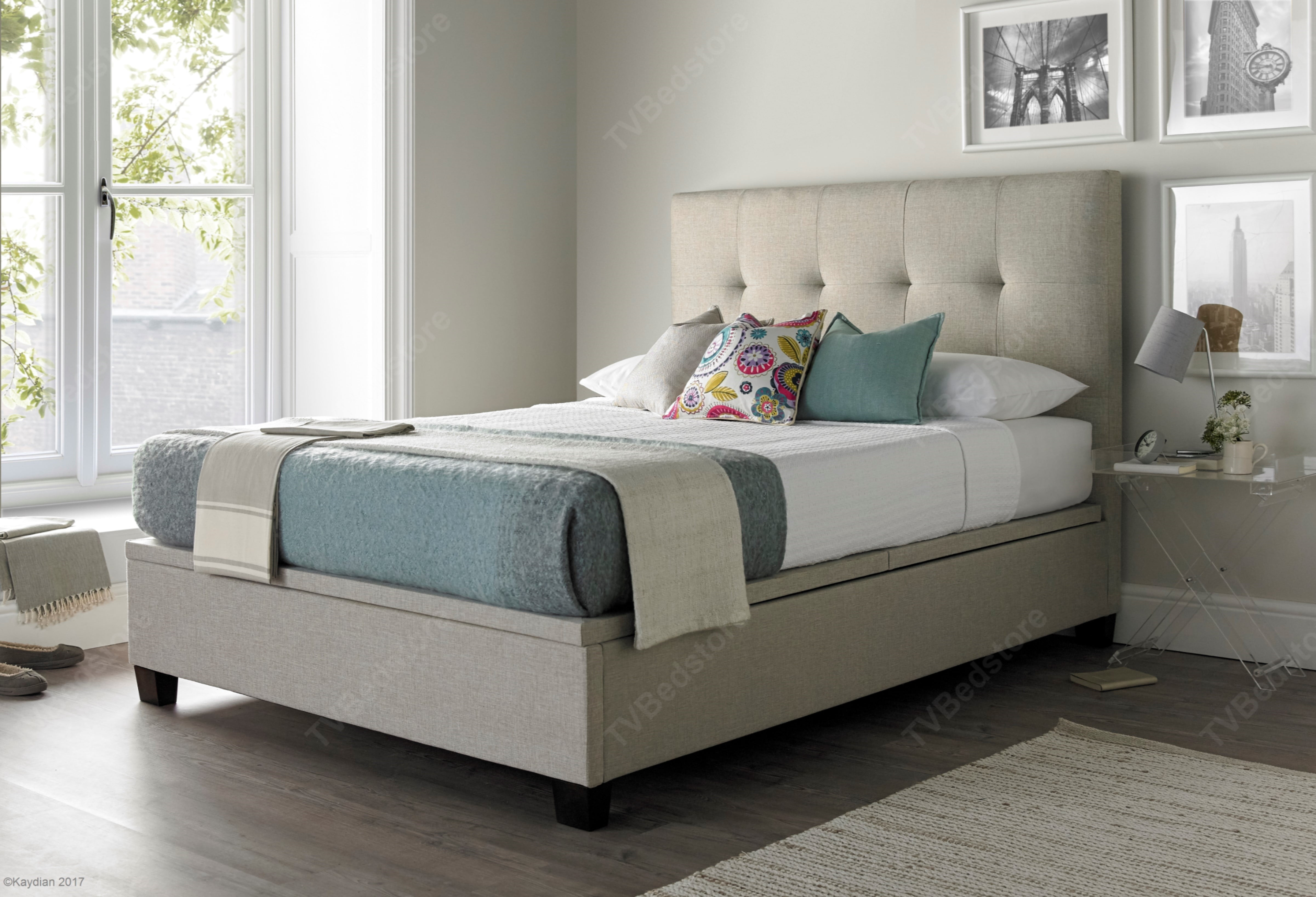 Kaydian Walkworth Ottoman Super King Size More Colours