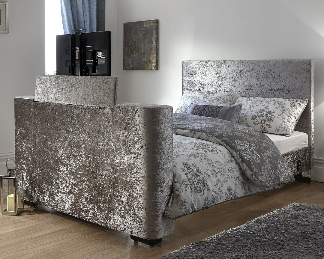 Hollywood Double Tv Bed 0 Finance Available Tv Bed Store