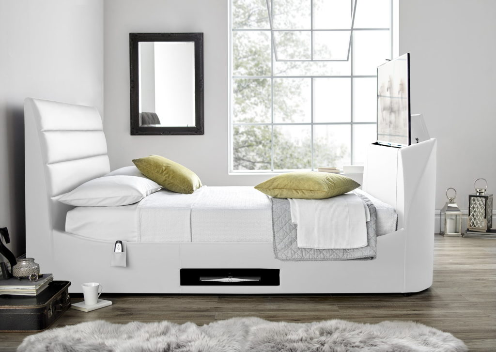 A guide to choosing the right TV Bed Frame - TV Bed Store