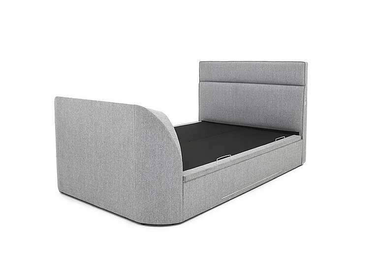 Connect Ottoman Double Tv Bed Frame Tv Bed Store